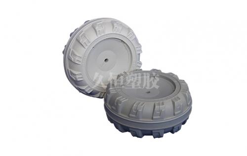 塑料玩具车轮
