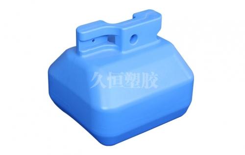 吹塑增氧器浮筒